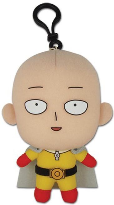 One Punch Man Saitama 5-Inch Plush Toy