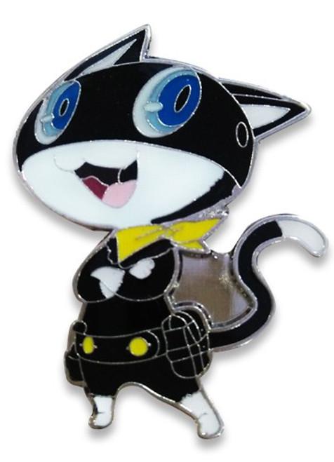 Persona 5 Morgana Enamel Pin (Pre-Order ships January)