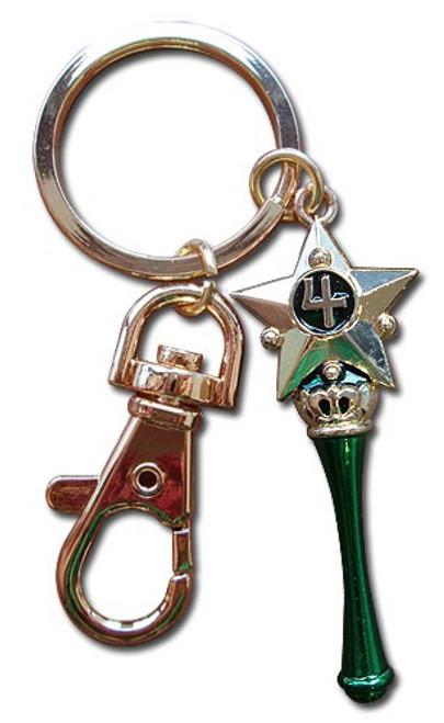 Sailor Moon R Sailor Jupiter Moon Pen Keychain