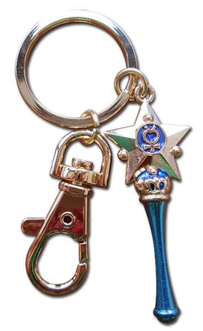 Sailor Moon R Sailor Mercury Moon Pen Keychain