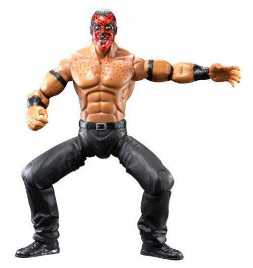 WWE Wrestling Deluxe Aggression Series 4 Boogeyman Action Figure