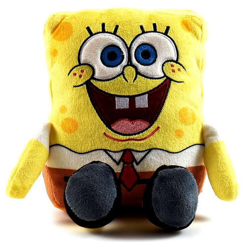 Nickelodeon Phunny Nick 90s Spongebob 7-Inch Plush [Sitting]