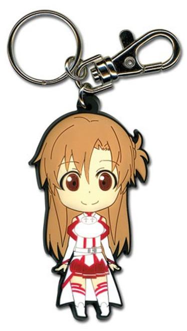 Sword Art Online Asuna PVC Keychain [Happy]
