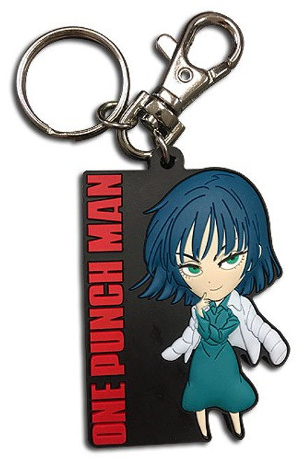 One Punch Man Blizzard of Hell PVC Keychain