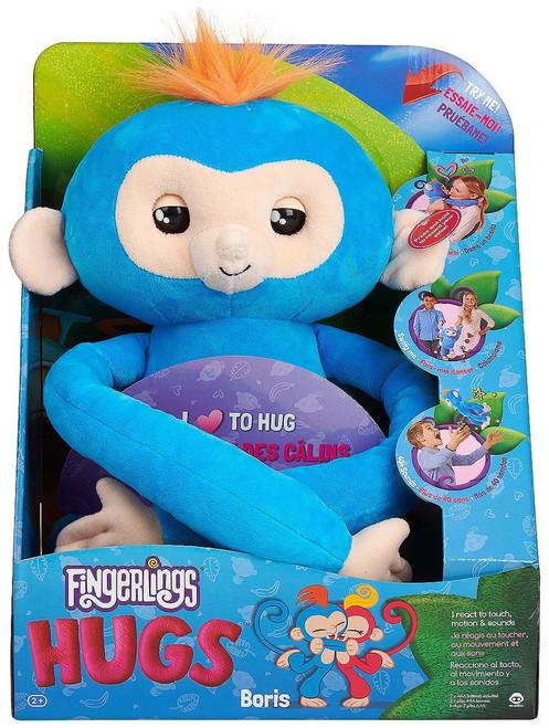 Fingerlings HUGS Boris Plush with Sound [Monkey]