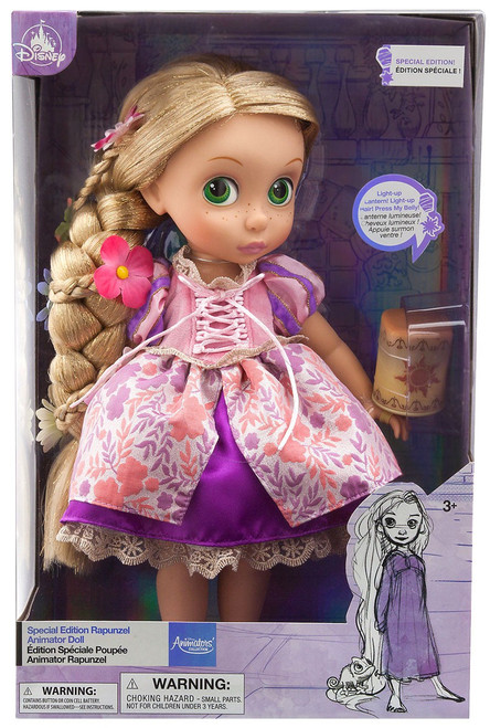 Disney Princess Tangled Animators' Collection Rapunzel Exclusive Doll [Special Edition]
