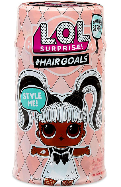 LOL Surprise Makeover #HairGoals Series 1 Mystery Capsule Pack