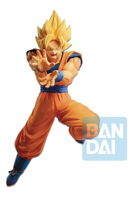 Dragon Ball FighterZ Super Sayian Son Goku Collectible PVC Figure