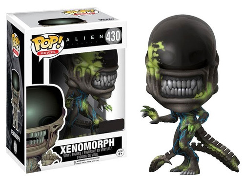 Funko Alien Covenant POP! Movies Xenomorph Exclusive Vinyl Figure #430 [Bloody]