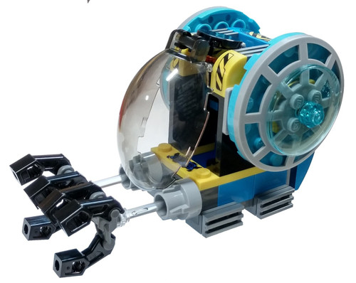 LEGO Marvel Guardians of the Galaxy Mining Pod [Loose]