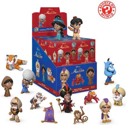 Funko Disney Mystery Minis Aladdin Mystery Pack [1 RANDOM Figure]