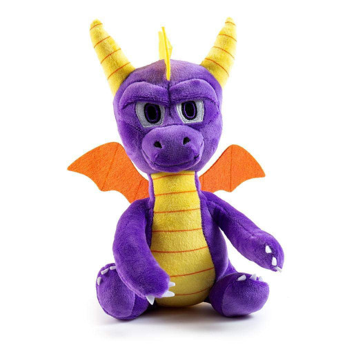 Phunny Spyro The Dragon 7-Inch Plush [Sitting] (Pre-Order ships April)