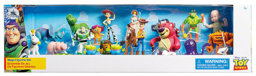 Disney Toy Story Exclusive 20-Piece PVC Mega Figurine Playset