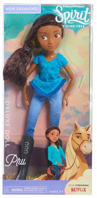 Spirit Riding Free Pru Deluxe Doll