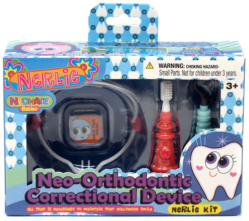 Neonate Babies Nerlie Neo-Orthodontic Correctional Device Kit [with Dental Hook]