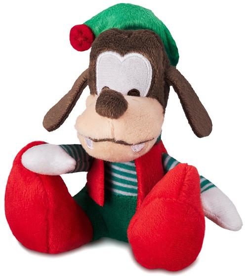Disney Tiny Big Feet Goofy Holiday Exclusive 4-Inch Micro Plush