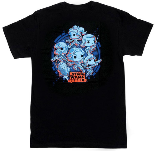 Funko Star Wars Rebels Exclusive T-Shirt [Large]