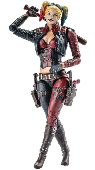 DC Injustice 2 Harley Quinn Exclusive Action Figure