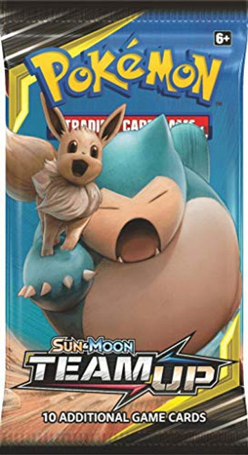 Pokemon Trading Card Game Sun & Moon Team Up Booster Box [36 Packs]