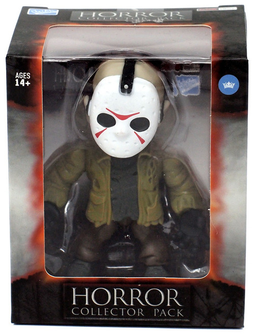 Horror Friday the 13th Jason Voorhees Vinyl Figure [Green Jacket]