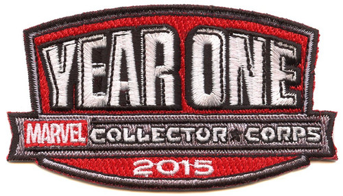 Funko Marvel Collector Corps Year One Patch