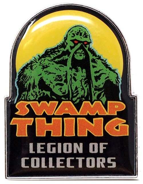 Funko DC Swamp Thing Exclusive Pin