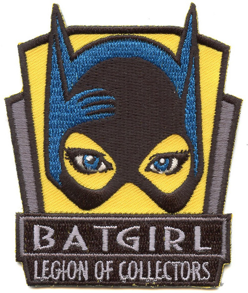 Funko DC Batman Batgirl Exclusive Patch
