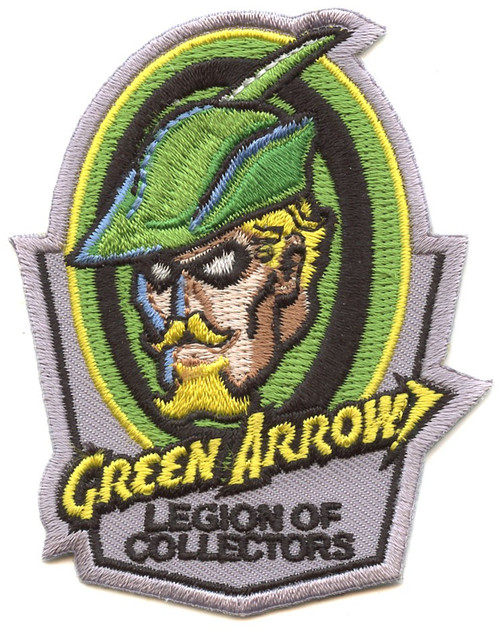 Funko DC Green Arrow Exclusive Patch