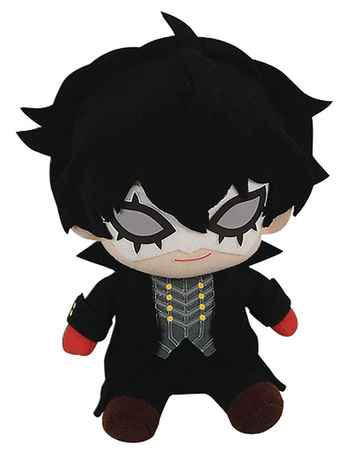 Persona 5 Thief Plush [Sitting]