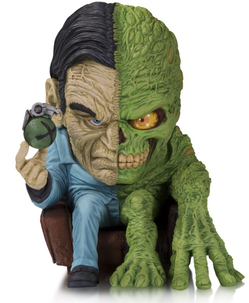 DC Artist Alley Two-Face PVC Collector Statue [James Groman]