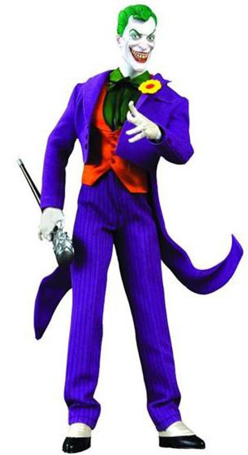 Batman Joker Deluxe Action Figure