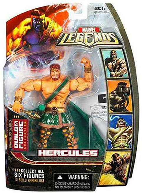 Marvel Legends Annihilus Series Hercules Action Figure