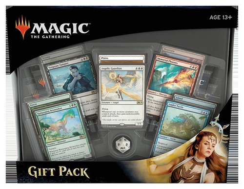 MtG Trading Card Game 2018 Gift Pack Gift Pack [5 Exclusive Creature Cards!]