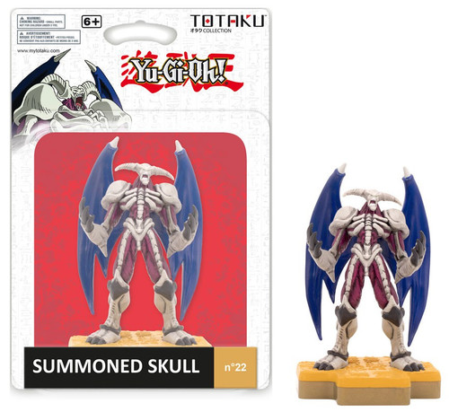 YuGiOh TOTAKU Collection Summoned Skull Vinyl Figure #22