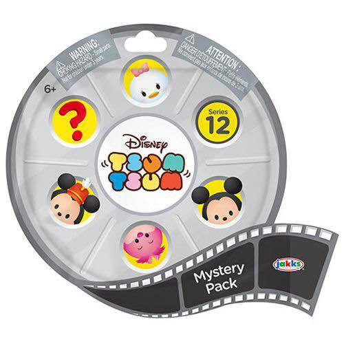 Disney Tsum Tsum Series 12 Mystery Stack Pack