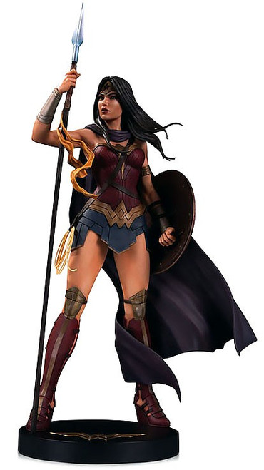 DC Comics Designer Series Wonder Woman 10-Inch Statue [Jenny Frison]