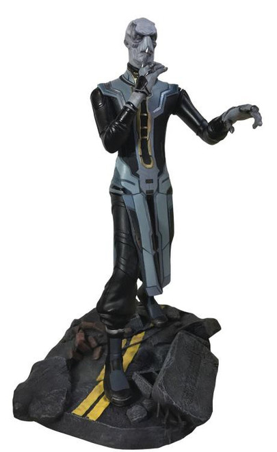 Avengers Infinity War Marvel Gallery Ebony Maw 8-Inch Collectible PVC Statue