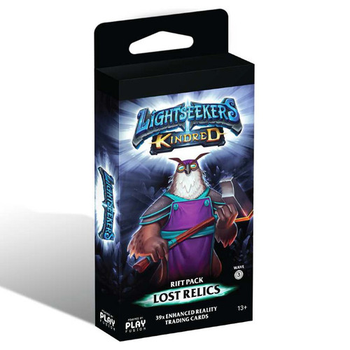 Lightseekers Kindred Lost Relics Trading Card Game Deck [Rift Pack]