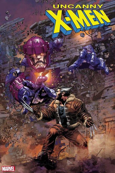 Marvel Comics Uncanny X-Men #1 Comic Book [Deodato LCSD Variant Cover]