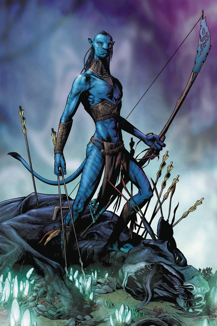 Dark Horse Avatar Tsu Tey's Path #1 Comic Book