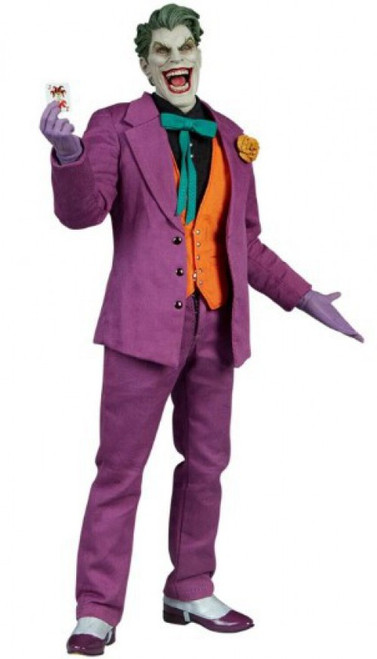 DC The Joker 12-Inch Collectible Figure