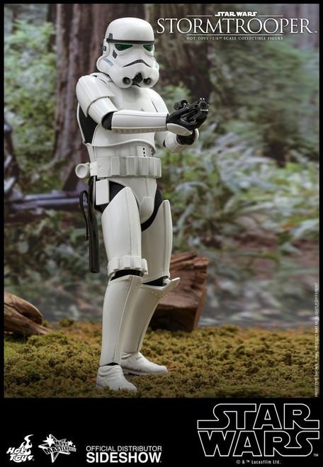 Star Wars Movie Masterpiece Stormtrooper Collectible Figure MMS514 [Regular Version]
