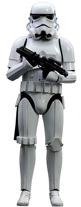 Star Wars Movie Masterpiece Stormtrooper Collectible Figure MMS515 [Deluxe Version]