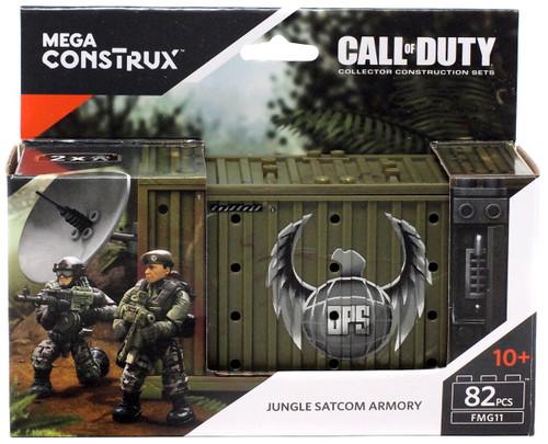 Call of Duty Jungle SatCom Armory Set
