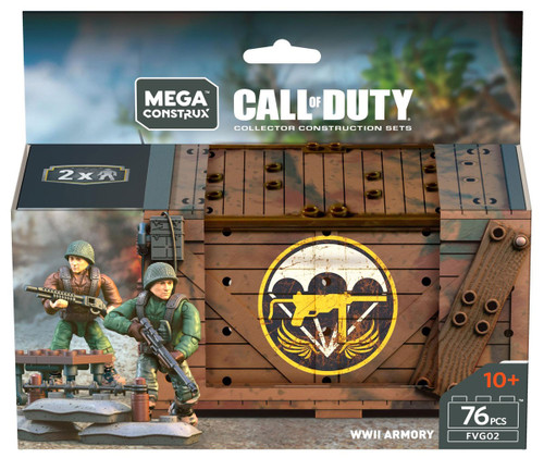Call of Duty WWII Armory Set