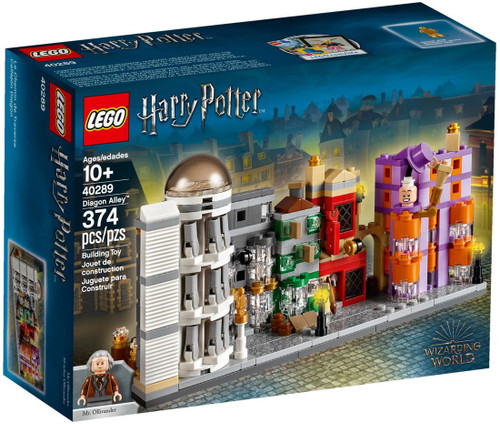 LEGO Harry Potter Diagon Alley Set #40289