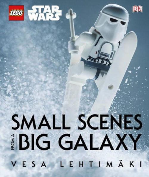 LEGO Small Scenes from a Big Galaxy Book