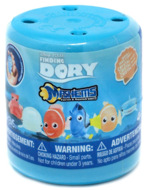 Disney / Pixar Finding Dory Mash'Ems Series 2 Crystal Mystery Pack