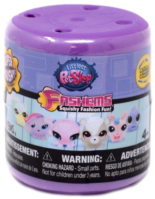 Fash'Ems Series 4 Littlest Pet Shop Fash'Ems Mystery Pack
