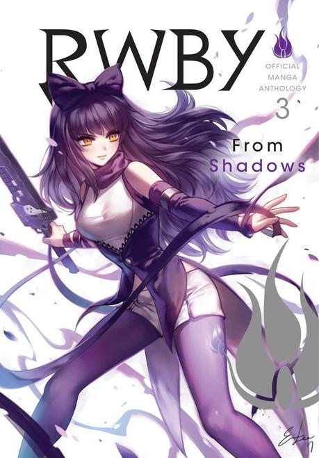 RWBY Volume 3 From Shadows Offical Manga Anthology